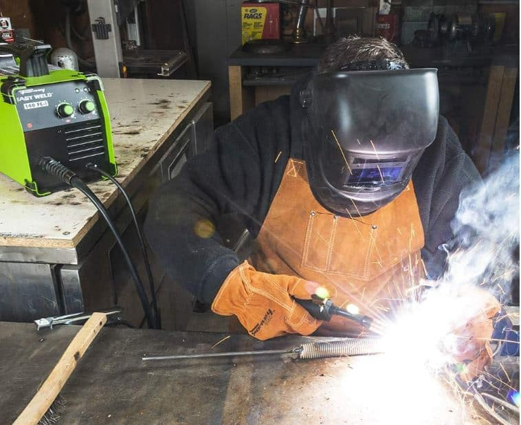 Forney Easy Weld 261, 140 FC-i MIG Welder Review and Performance Testing