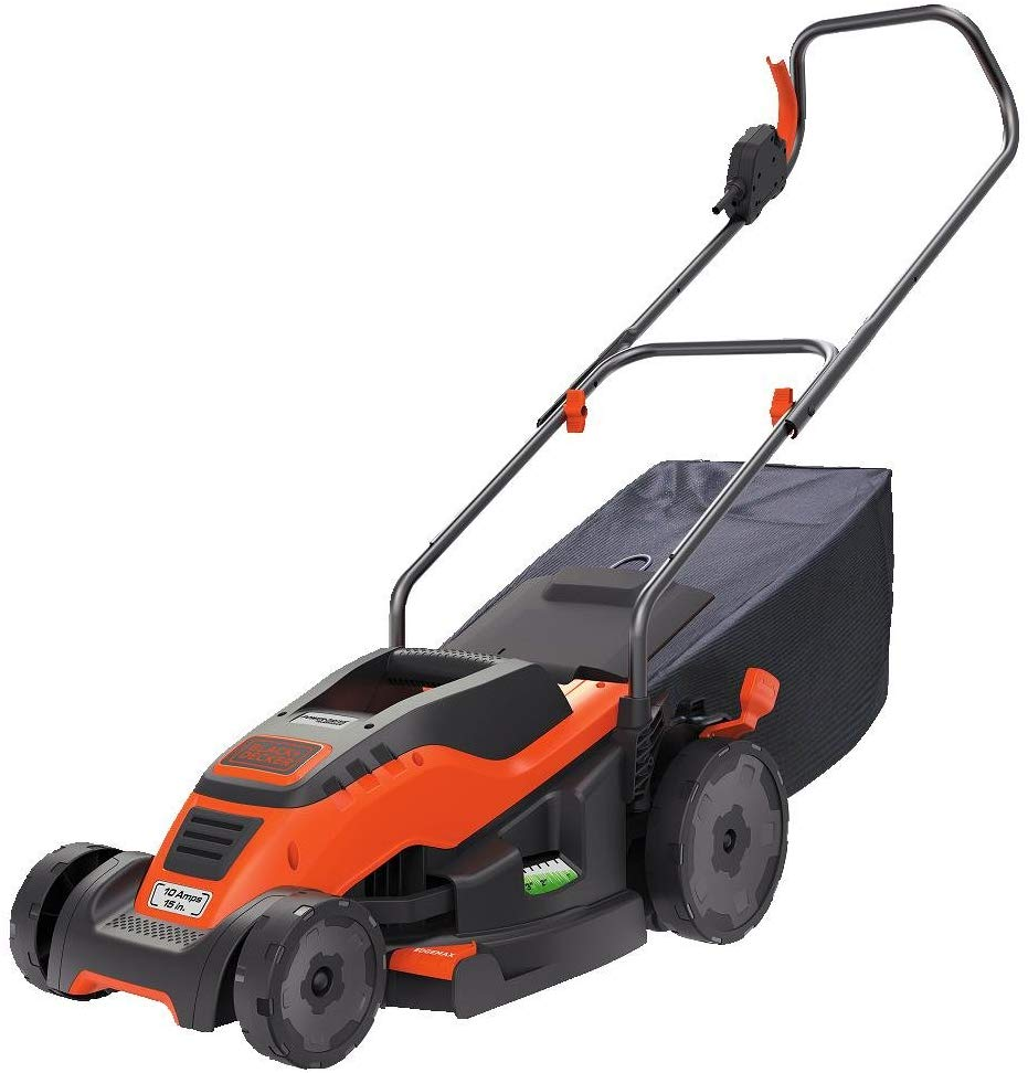 EM1500 15-Inch Corded Mower with Edge Max