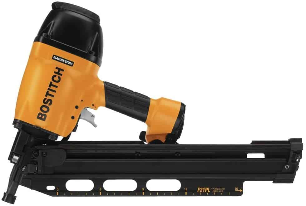 BOSTITCH F21PL Review- Best Nail Gun For Fencing​
