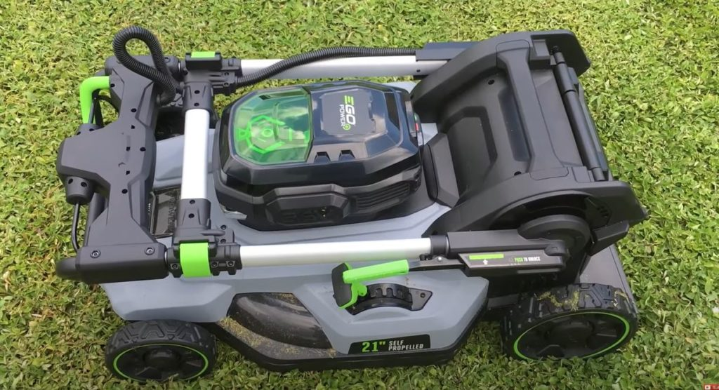 Self Propelled Electric Mower Review
